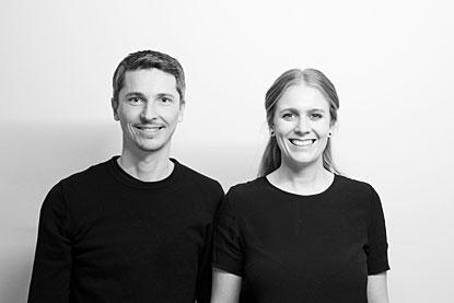 Christina und Bernd Riepler von Frame Innenarchitektur