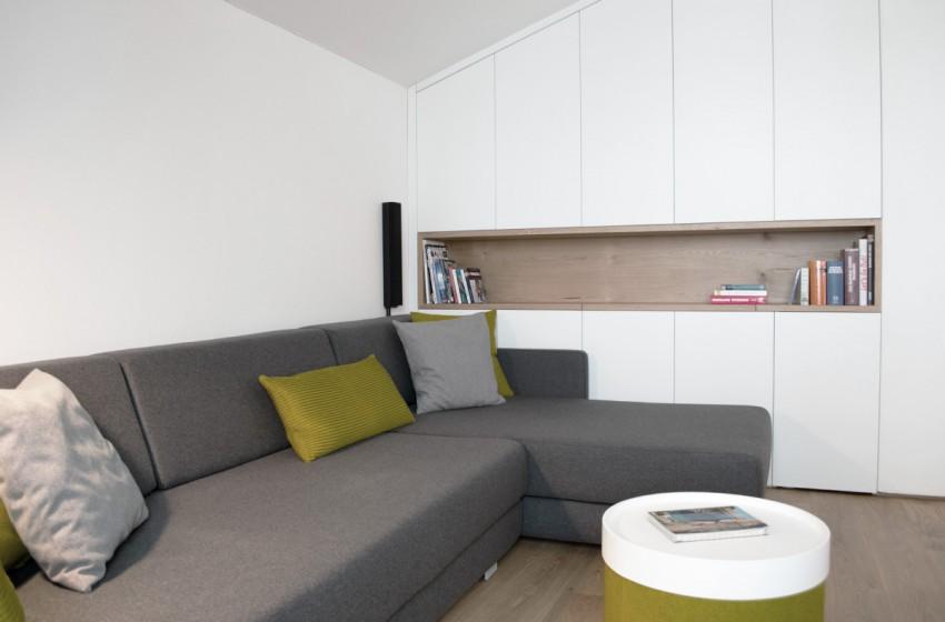 Planung und Umsetzung einer 4-Zimmerwohnung im Skiparadies Wagrain