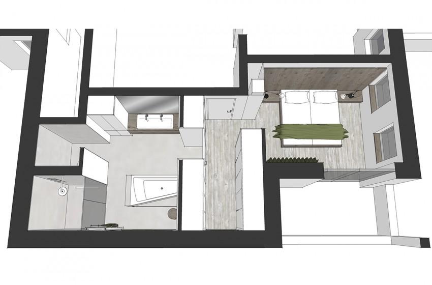 Planung eines Einfamilienhauses in Zellermoos