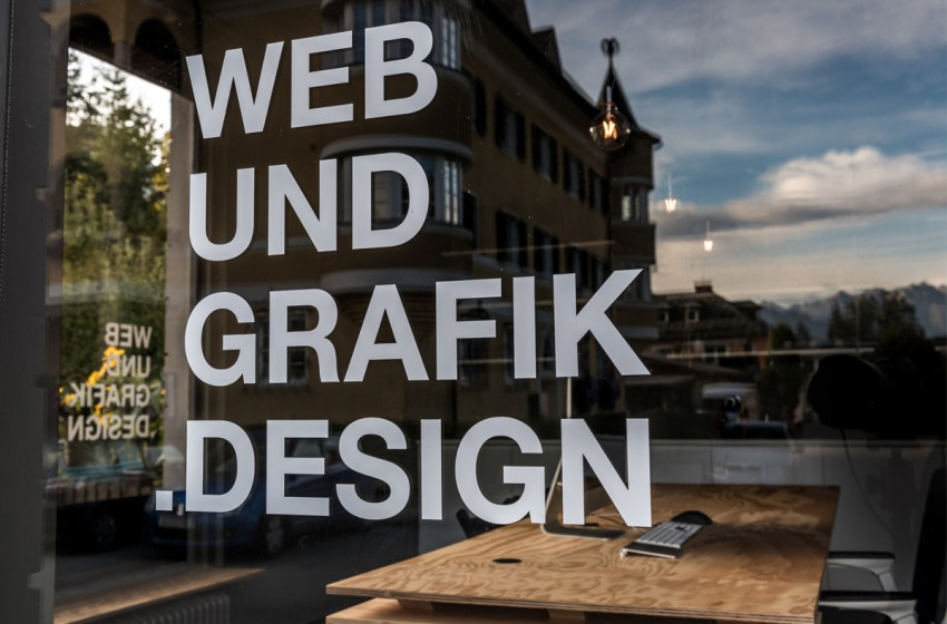 Web- und Grafikdesign Büro Christian Holy