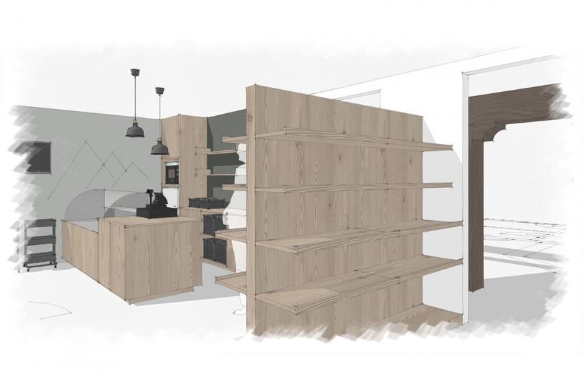 FRAME Innenarchitektur | Hapimag Sonnleitn | Shop