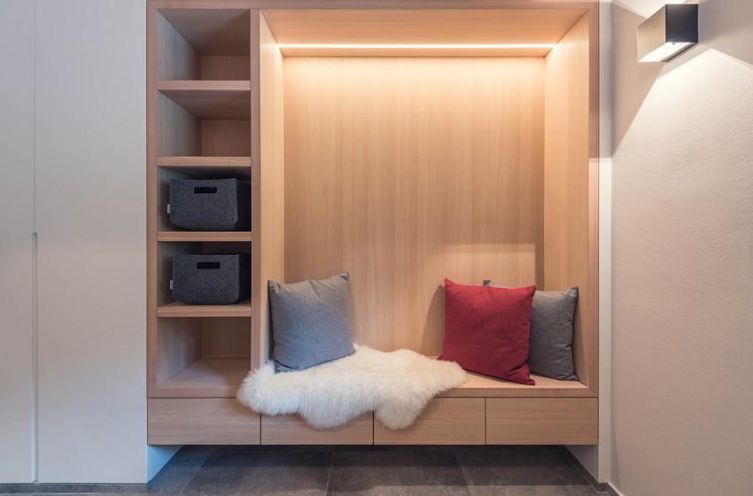 FRAME Innenarchitektur | 4-Zimmerwohnung im Salzburger Land