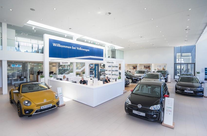 FRAME Innenarchitektur | Porsche Wels