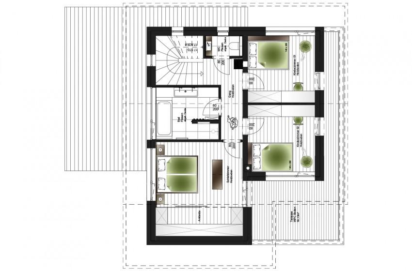 Frame Innenarchitektur I Planung und Umsetzung EFH Flachau